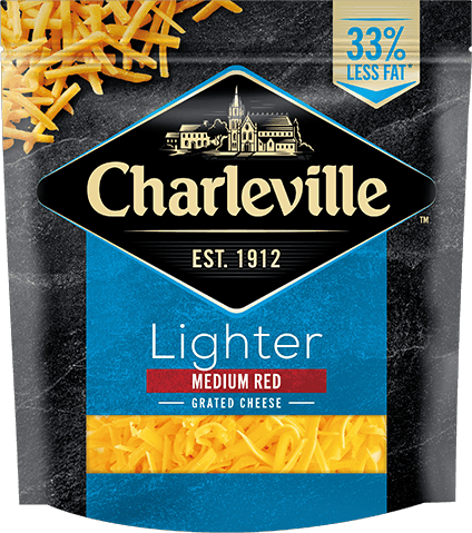 Lighter Red Grated