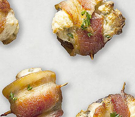 Cheesy Bacon Bites